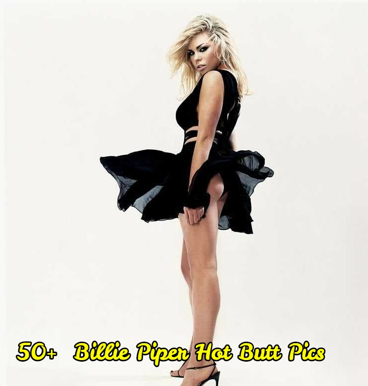 Billie Piper Hot Butt Pics