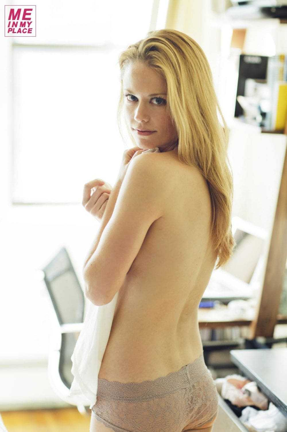 Claire Coffee booty pics