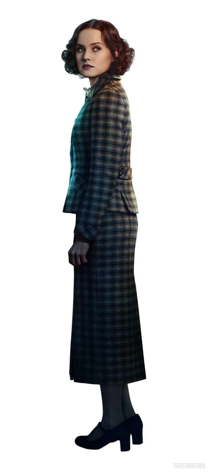 Ass ridley Daisy Ridley's