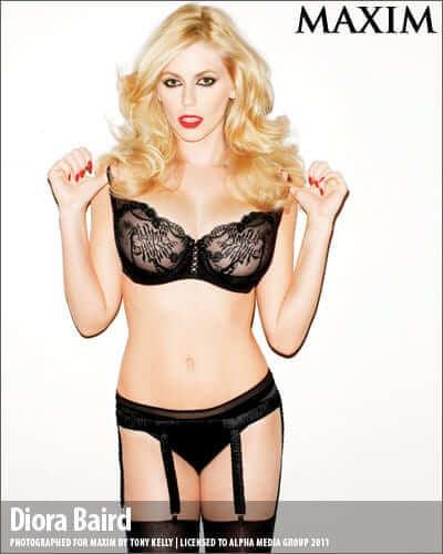 Diora Baird hot