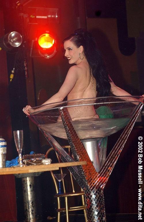 Dita Von Teese hot pics