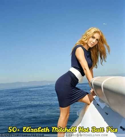 Elizabeth Mitchell Hot Butt Pics