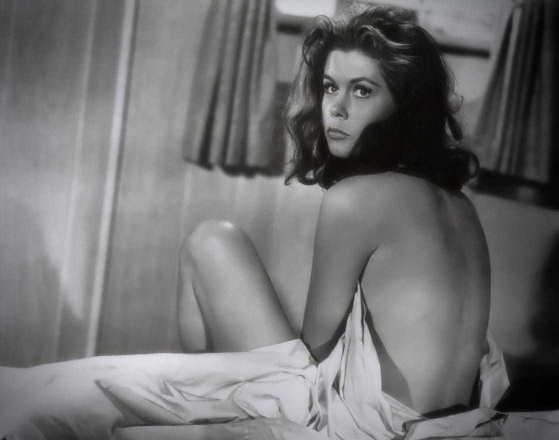 Elizabeth Montgomery near nude pics