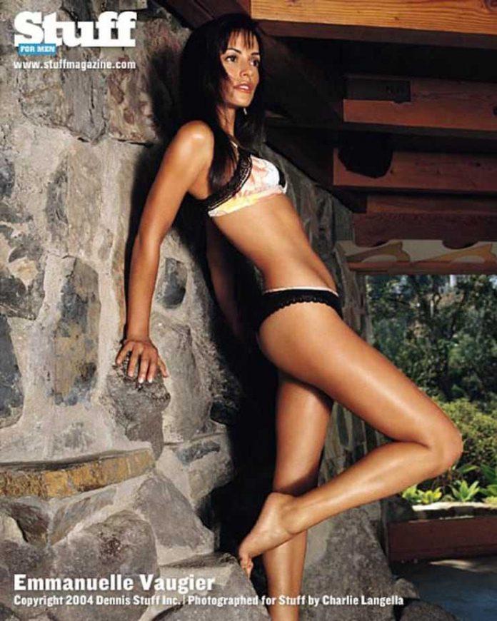 Emmanuelle Vaugier big booty pics