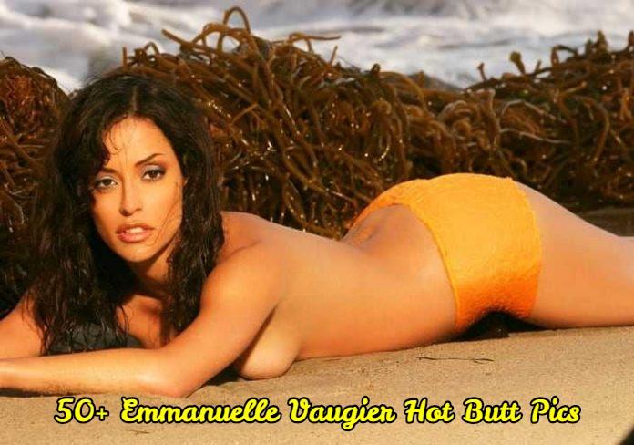 Emmanuelle Vaugier hot butt pics