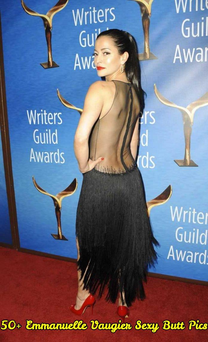 Emmanuelle Vaugier sexy butt pics