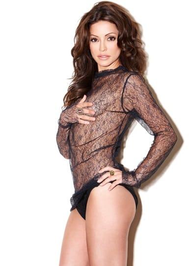 Emmanuelle Vaugier sexy looks