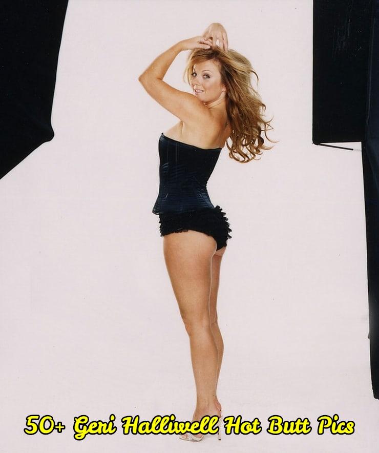 Geri Halliwell hot butt pics