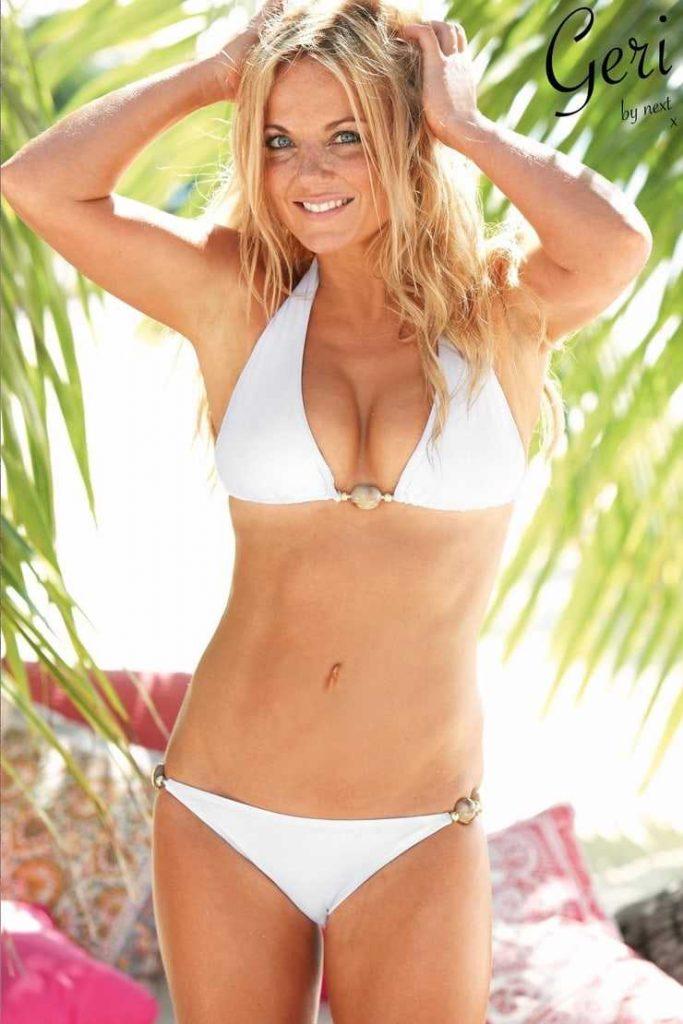 Geri Halliwell sexy bikini pics