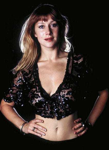 Helen Mirren sexy cleavage pics