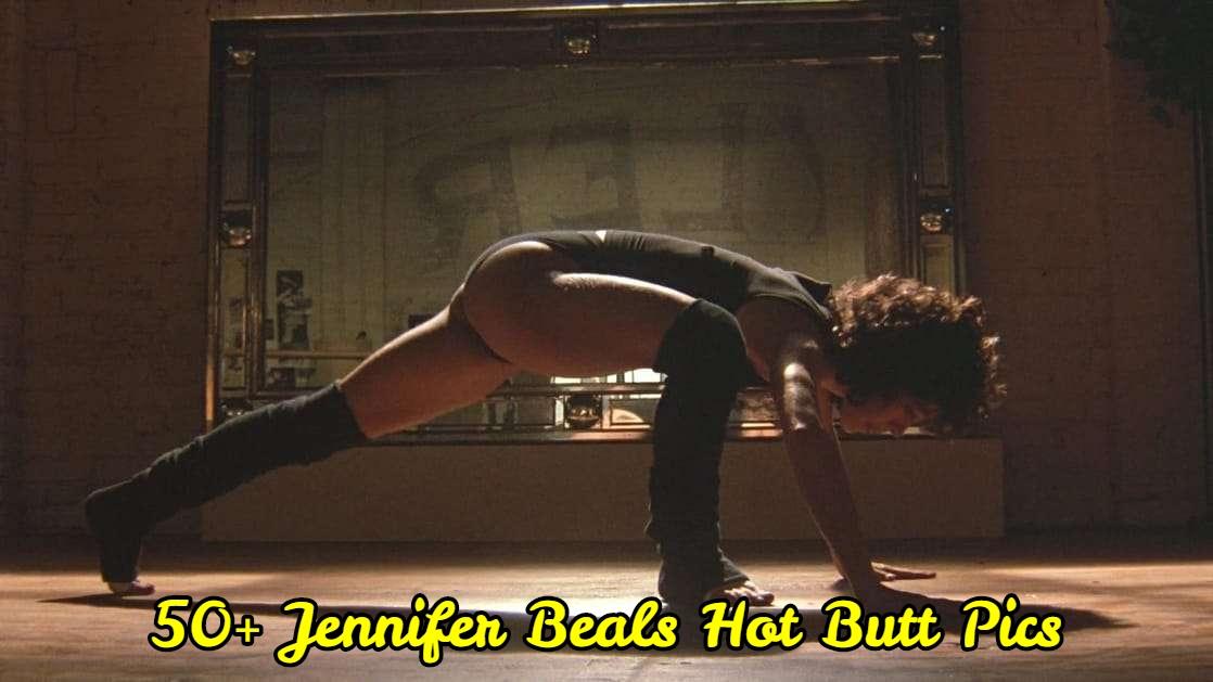 Jennifer Beals hot butt pics