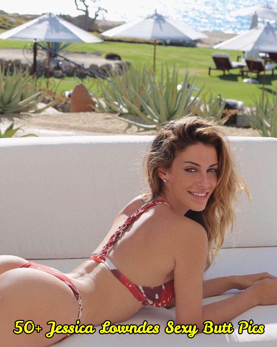 Jessica Lowndes sexy butt pics