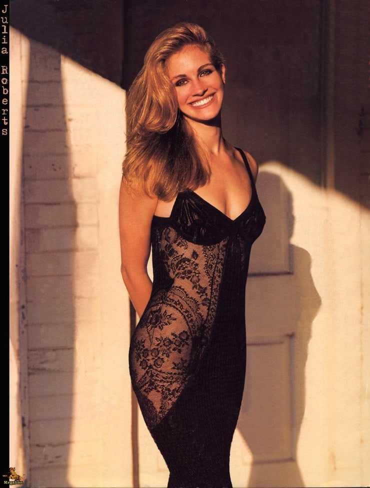 Julia Roberts hot lingerie pictures
