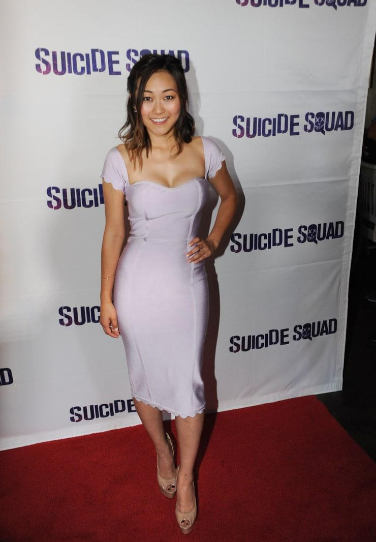 Karen Fukuhara sexy look pictures