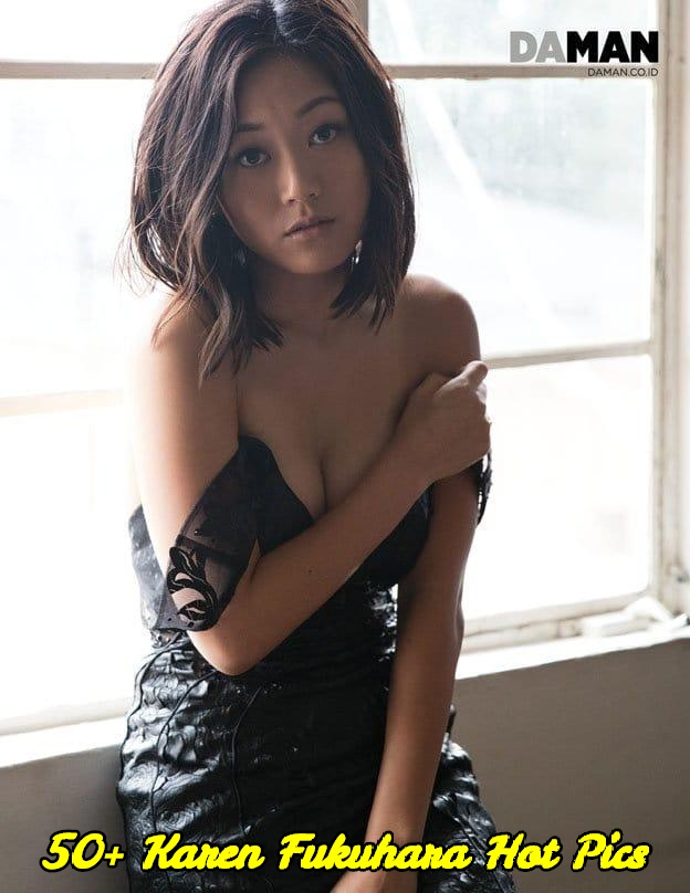 Karen Fukuhara sexy pics