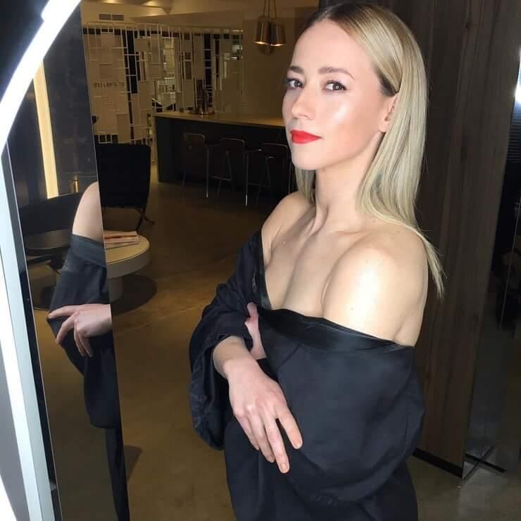 Karine Vanasse beautiful pics (2)