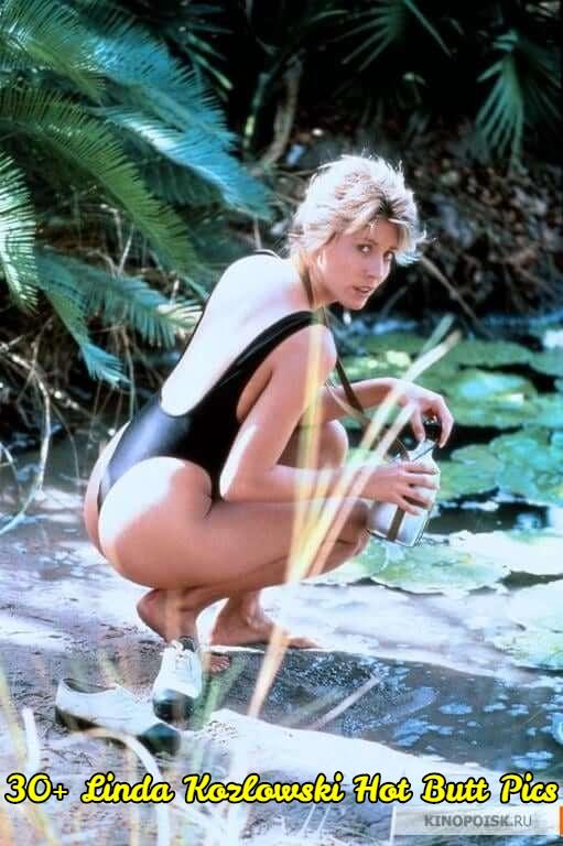 Linda Kozlowski hot butt pics