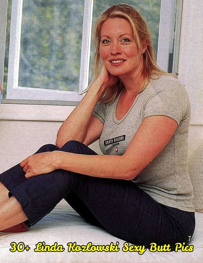 Linda Kozlowski sexy butt pics (1)