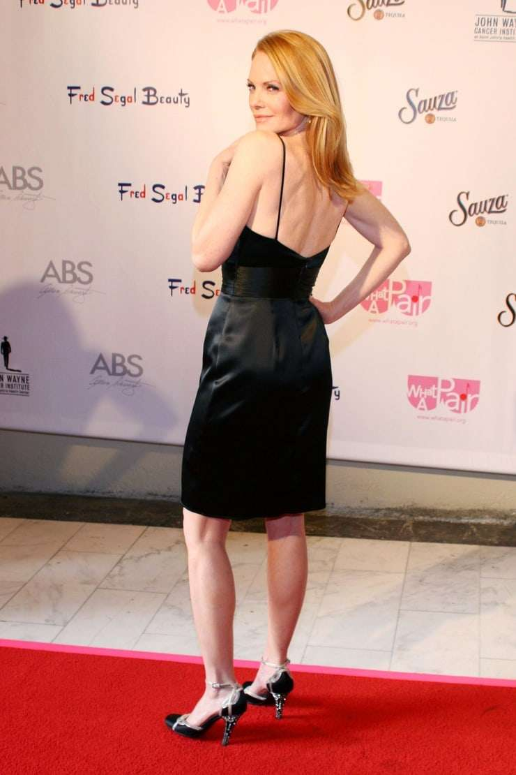 Marg Helgenberger sexy booty