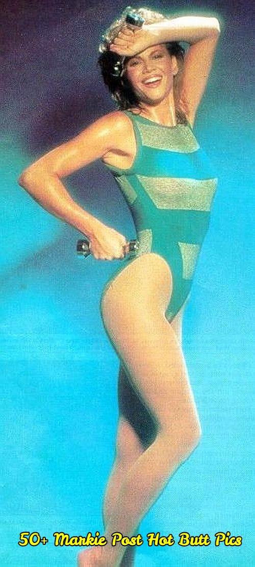 Markie Post hot butt pics