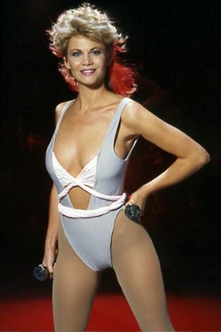 Markie Post sexy look