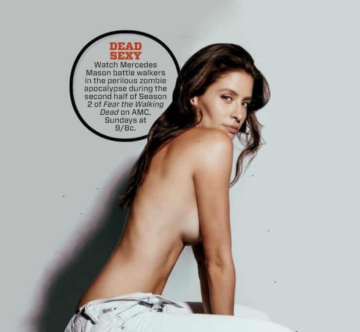 Mercedes Mason naked pics