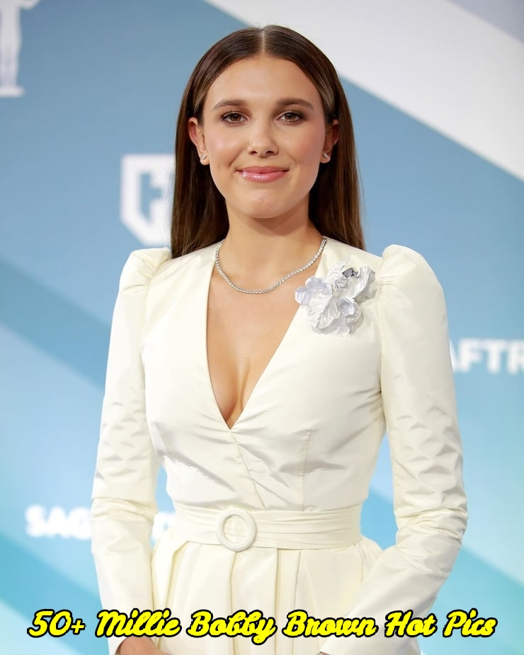 Millie Bobby Brown hot pics