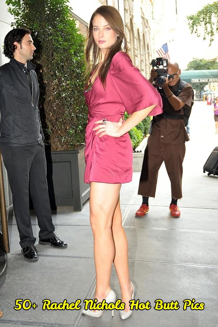 Rachel Nichols Hot Butt Pics