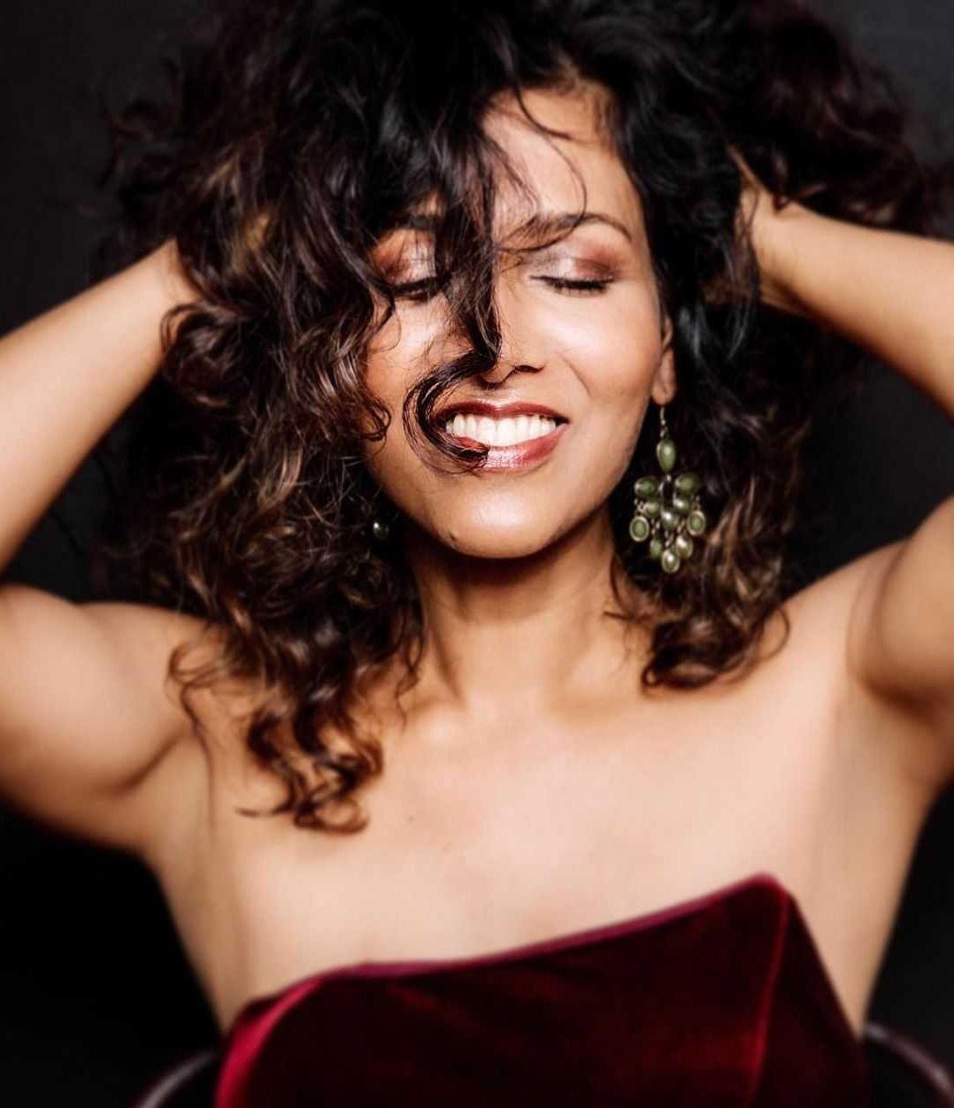 Rekha Sharma topless pics