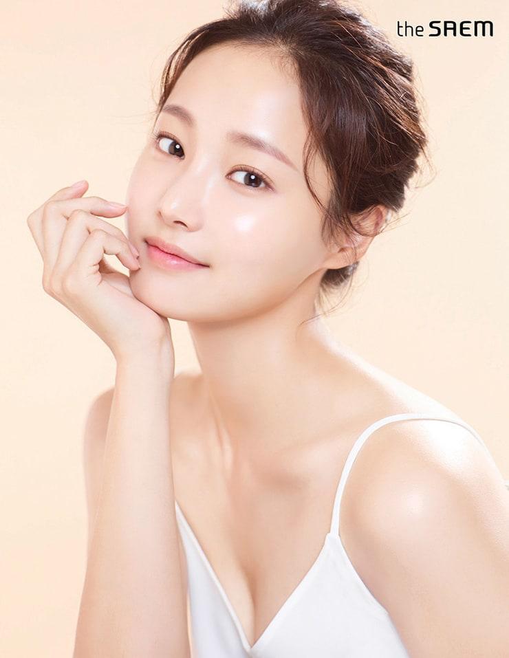 Yeonwoo busty pics