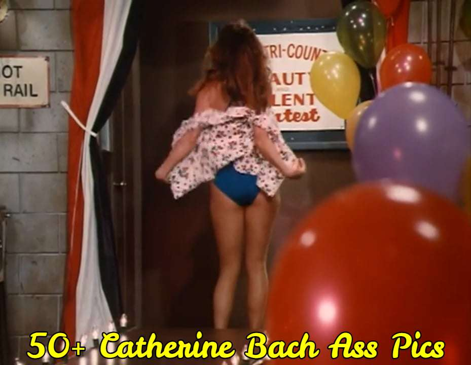catherine bach ass pics