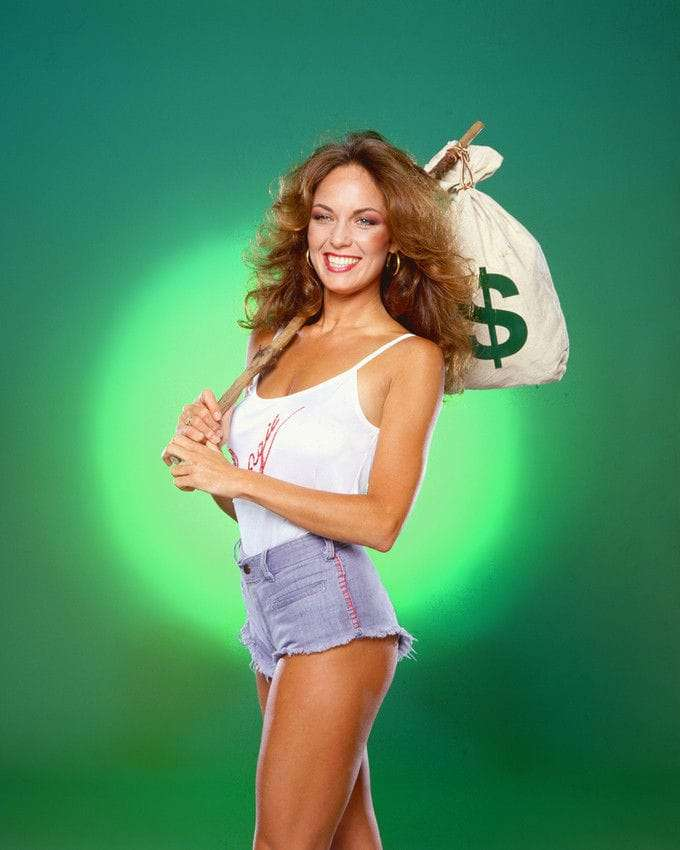 catherine bach smile