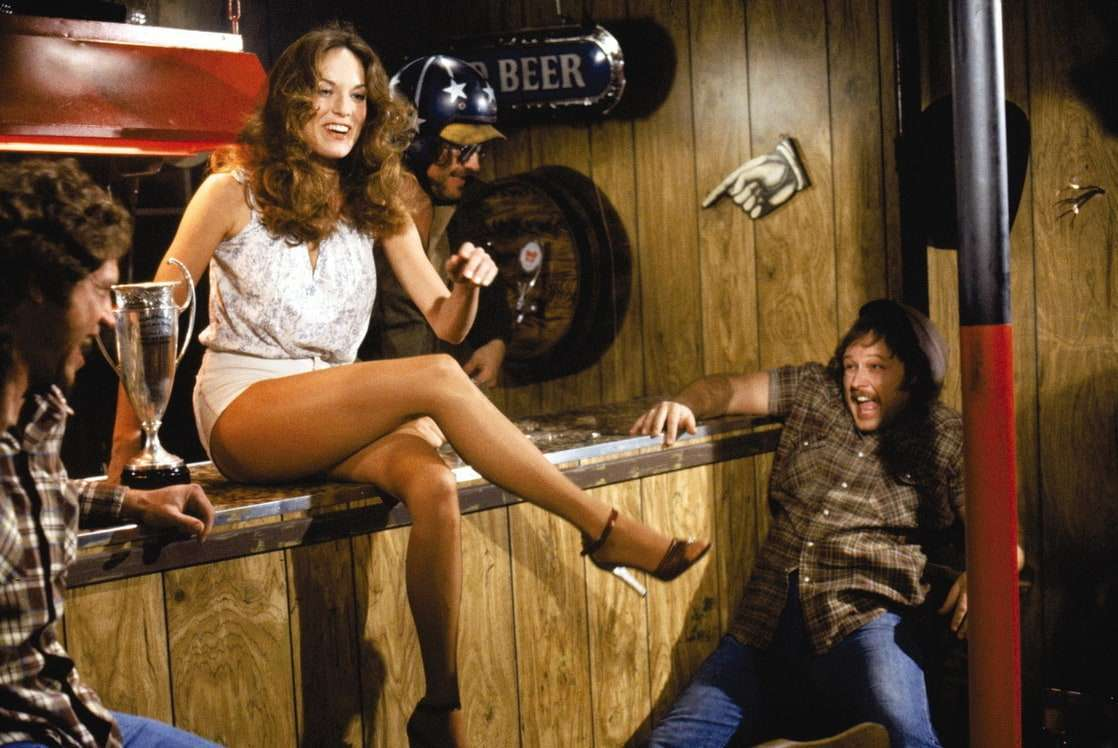 catherine bach thighs