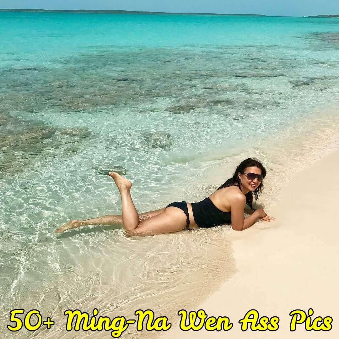 ming-na wen ass pics