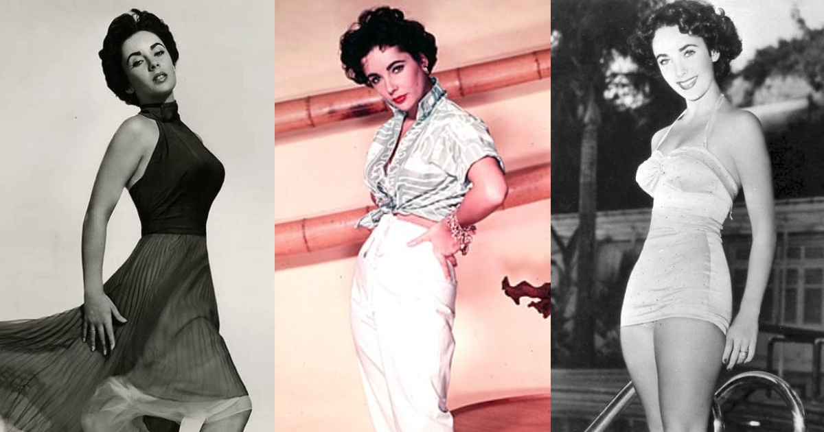 51 Elizabeth Taylor Big Butt Pictures Will Send Chills Down Your Spine