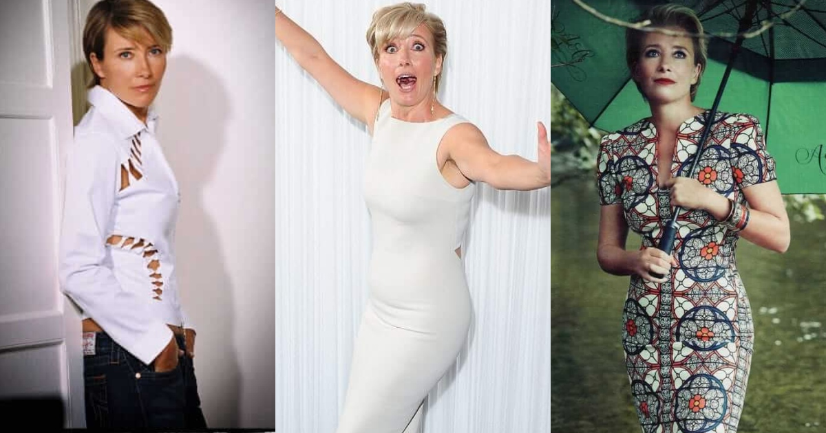 51 Emma Thompson Big Butt Pictures Will Drive You Nuts
