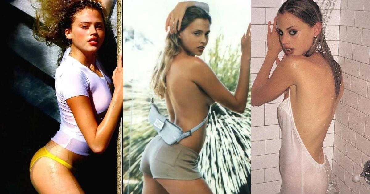 51 Estella Warren Big Butt Pictures Will Send Chills Down Your Spine