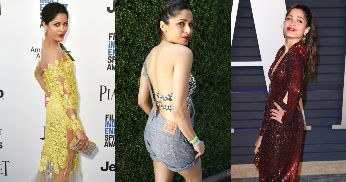 51 Freida Pinto Big Butt Pictues Will Remind You Of Kamasutra