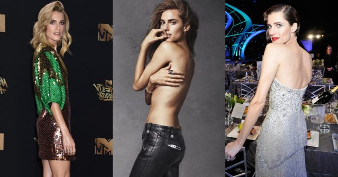 51 Hottest Allison Williams Butt Pictures Are Truly Astonishing