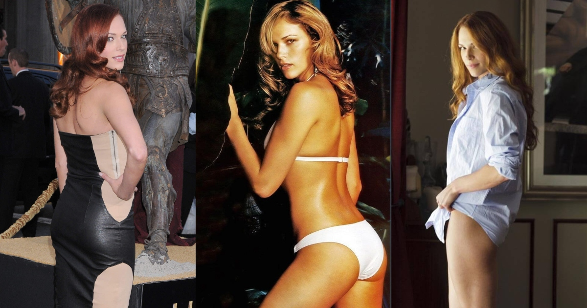 51 Hottest Amanda Righetti Butt Pictures Are Truly Astonishing