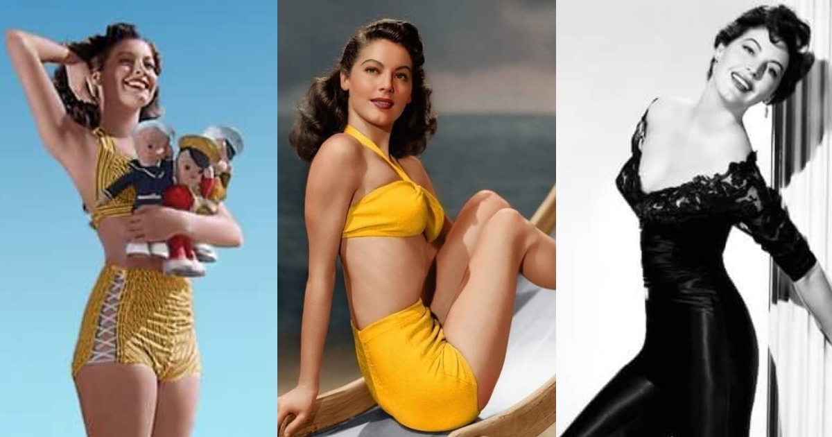 51 Hottest Ava Gardner Butt Pictures Are Truly Astonishing