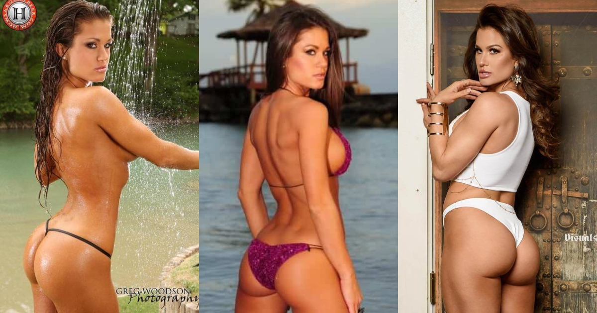 51 Hottest Brooke Tessmacher Butt Pictures Are Truly Astonishing