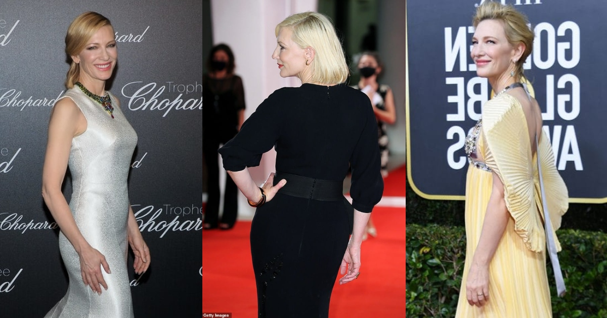 51 Hottest Cate Blanchett Butt Pictures Uncover Her Attractive Assets