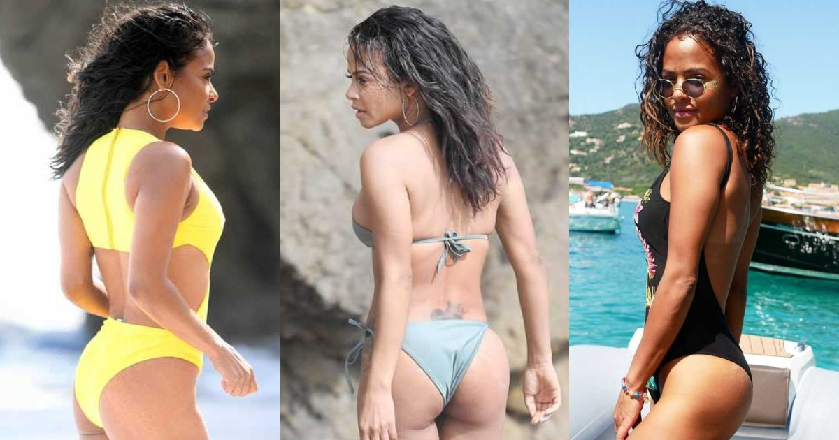 51 Hottest Christina Milian Butt Pictures Are Truly Astonishing