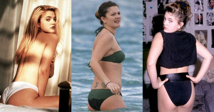 51 Hottest Drew Barrymore Butt Pictures Are Truly Astonishing