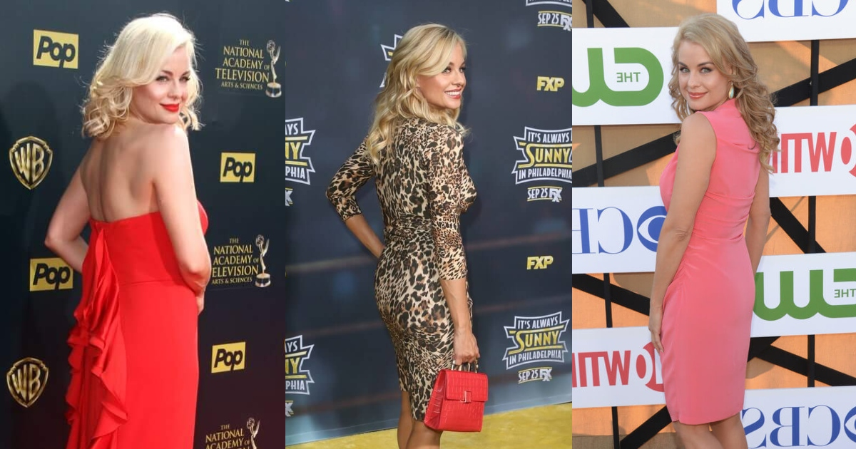 51 Hottest Jessica Collins Butt Pictures Uncover Her Attractive Assets
