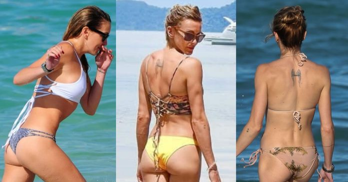 51 Katie Cassidy Big Butt Pictures Define Natural Beauty