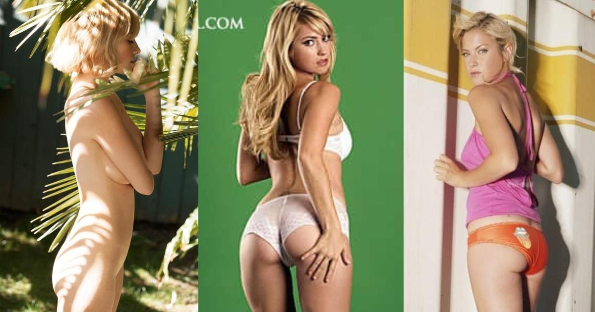51 Фотографии с большими задницами Лауры Рэмси заставят вас смотреть на экран