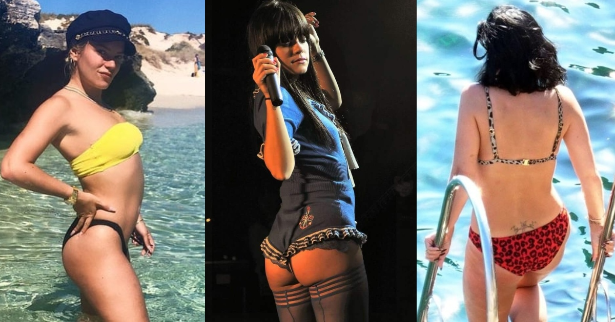 51 Lily Allen Big Butt Pictures Will Keep You Staring At Screen