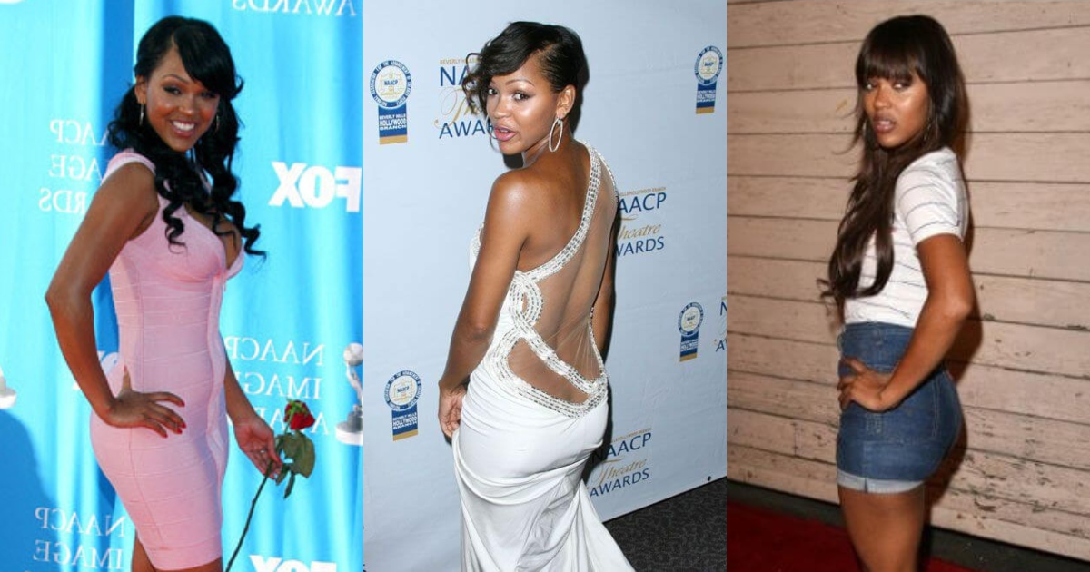 51 Meagan Good Big Butt Pictures Define Natural Beauty